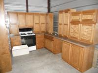 We have sets of cabinets that range from $600-$3800