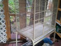 I HAVE ONE USED BIRD CAGE FOR CUSTOMER IN GREAT