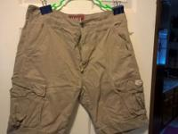 used men's shorts they were my son's in good condition