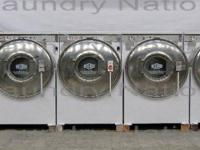 Used Milnor Commercial Laundry Delivery and