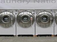 Used Milnor Commercial Laundry Milnor 35Lb