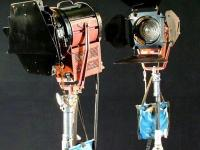 Used Mole Richardson 2K Baby Junior Fresnel Lights For