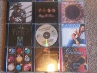 Used CD's for sale. All in great condition. 14 CD's