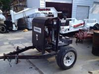 "Used Myers/Seth 4"" Double Diaphragm Pump for Sale with"