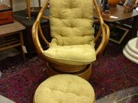 This Chair is from the HAVANA Collection by Padma's