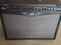 For sale is a Peavey VK212 Guitar Amplifier. The amp is