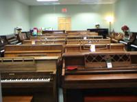 BEST SELECTION OF USED PIANOS IN THE STATE Every piano