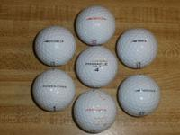 I've got many used Pinnacle balls in excellent