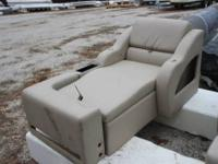 These are used pontoon boat bench seats as pictured.
