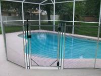 As pool fence installer I sometimes have pool fences