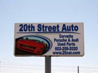 20th Street Auto Parts is an Auto Recycler specializing