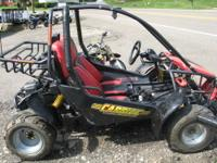 We are selling an used Go-Kart, but in great shape, and