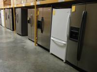 Dozens of Jetson Certified Pre-Owned Refrigerators from