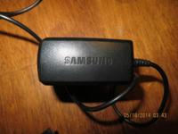 USED and untested SAMSUNG TRAVEL ADAPTER. Is likewise