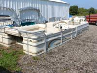 We have a complete deck package (Used) including fence,