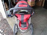 Used jogging stroller good condition. From 2006,
