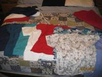 Great Deal! Good condition scrub tops and bottoms for