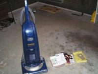 Working used Sears Kenmore Bag type upright vacuum