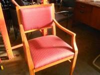 This is just one of many side chairs we have on hand.