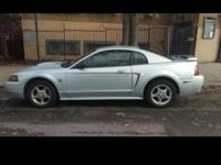 Williamsburg,Brooklyn 2004  Ford Mustang GT Coupe-