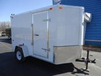 Used Snowmobile trailer - Only $399.00! Has third wheel