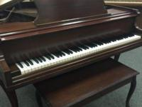 Looking for a charming piano? Check out this beautiful