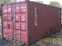 FOR SALE! ! ! !  STEEL STORAGE CONTAINER  ALL