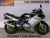 Used Suzuki sport bike - Only $1,399.00! Used 2007