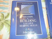 used -ten steps to building college and answe. used