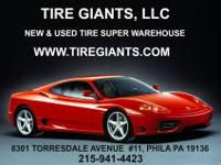 TIRE GIANTS, LLC8301 TORRESDALE AVE, #11REAR OF