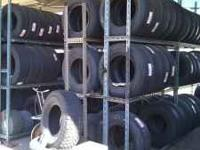 WE JUST GOT OUR USED TIRE SHIPMENT OF 13', 14', 15',
