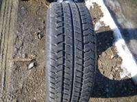 I have 2 used but in good condition tires for sale. In
