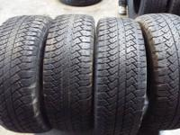 I have for sale a set of Bridgestone 265/65R18 tires.