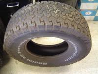 Made use of tires available!  Unmatched widetrack Baja