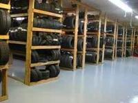 TIRE EMPIRE & CAR AUDIO  Looking for used tires, all