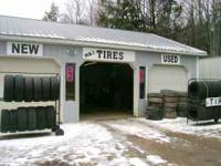 USED TIRES ALL SIZES M&J TIRE 720 AVOY ROAD LAKE ARIEL