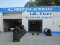 Come on in and acquire the glossy tire replaced or