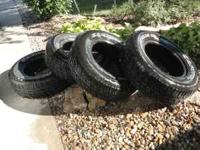 Hello I have great used tires for sale . I have hard to