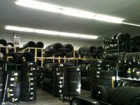 North Coast Used Tires has thousands of used tires in