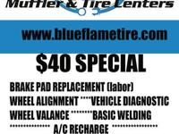 4211 CAPITAL BLV RALEIGH  WWW.BLUEFLAMETIRE.COM
