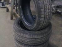 We have used tires for sale All different brands All