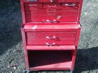 MADE USE OF TOOL BOX ON WHEELS. 50.00 - company. ITS