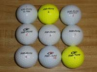 I have lots of used Top-Flite balls in excellent