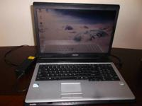 USED TOSHIBA SATELLITE INTEL CELERON/2.20 GHZ for Sale