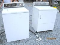 For sale : Used Washer and Dryer - Both in working