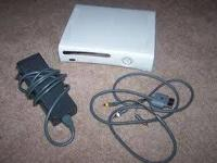 For sale is a used xbox 360. The xbox turns on and runs
