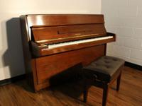 Benefit from this months piano sale. We are expecting