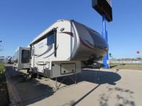 Used Yellowstone - 34FRS1 one of a Kind 5th Wheel -