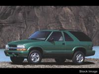 This 1997 Chevrolet Blazer 2DR 4WD LS might just be the