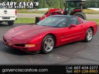 Z51, Memory, HUD, 37,379 Miles, 6-Spd, Glass Top,